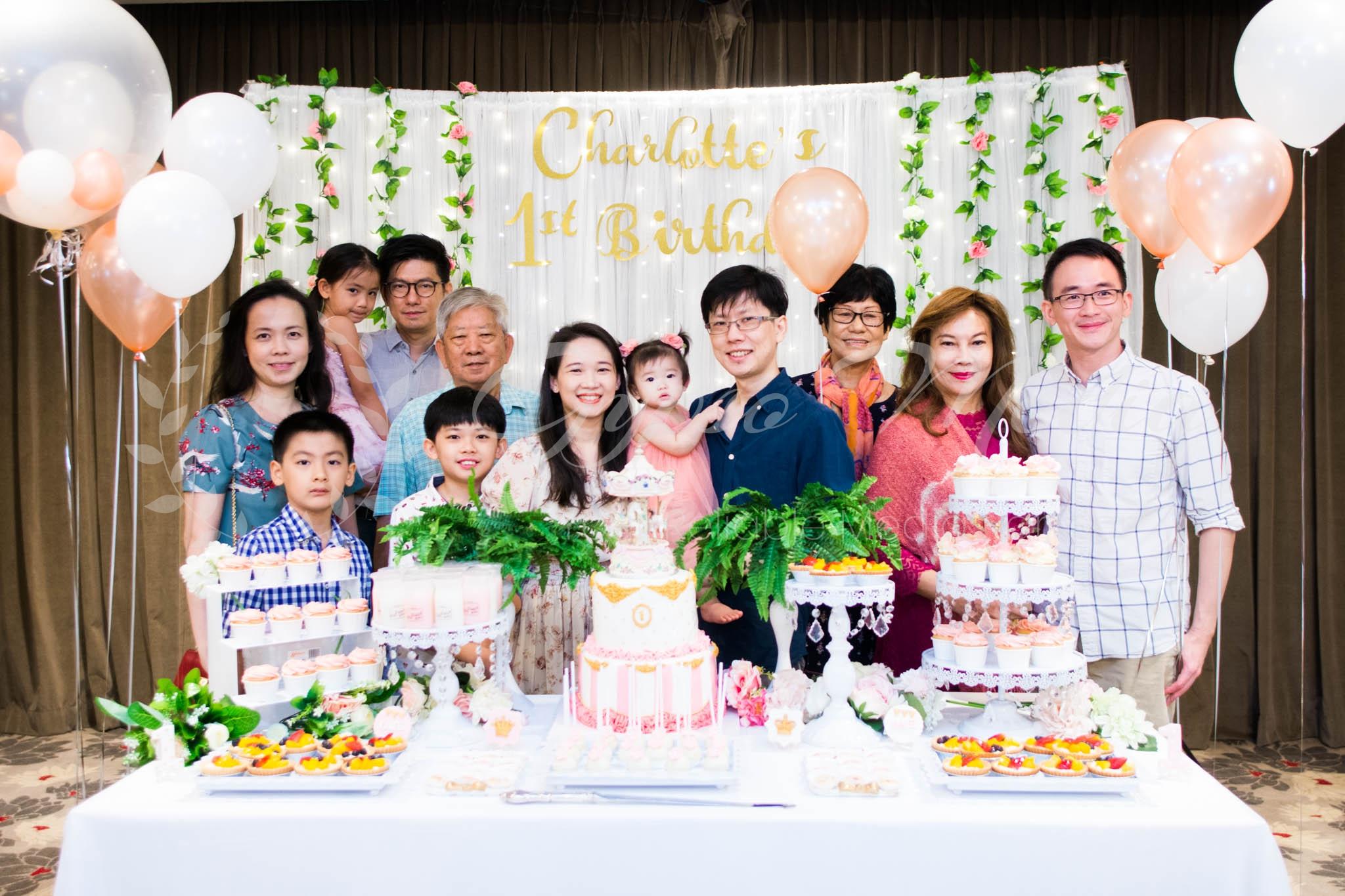 Birthday Photographer Singapore | Gypso Media