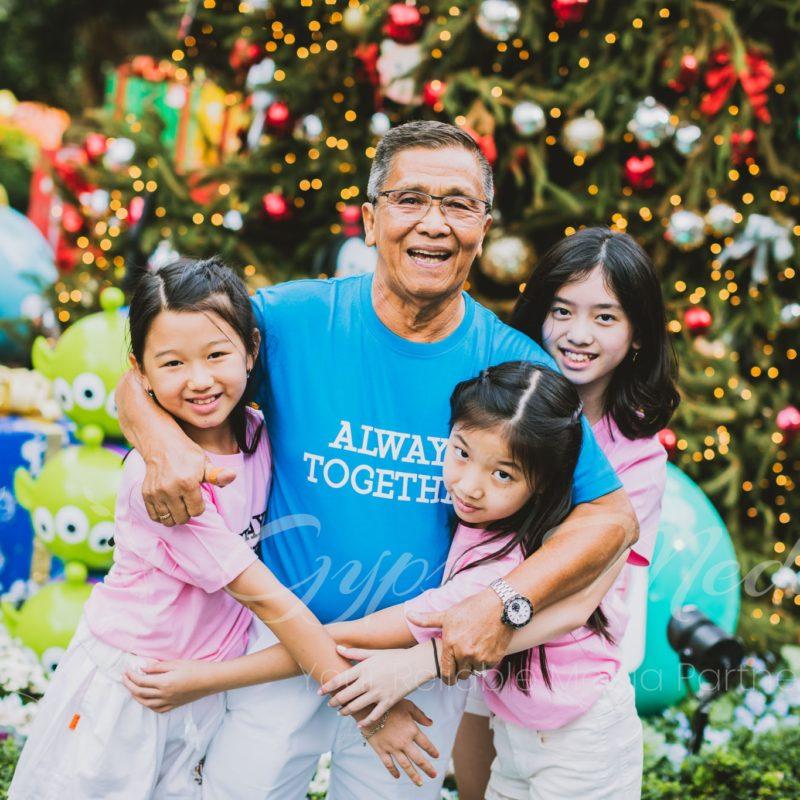 Family Photoshoot Singapore | Gypso Media
