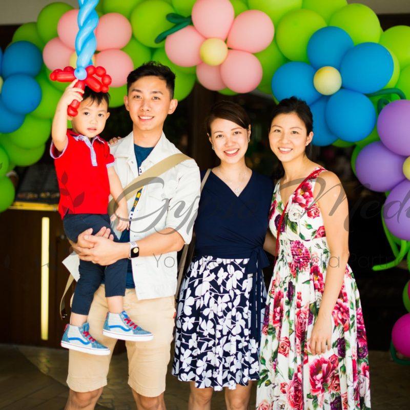 Family Photoshoot Singapore | Photography Services Singapore